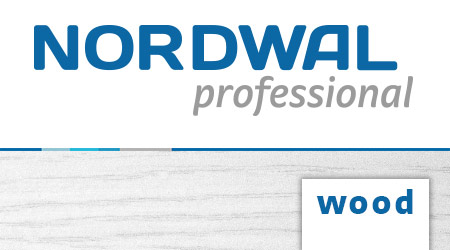 NORDWAL professional wood